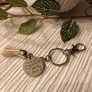 Accessories - Love you to the Moon Keychain